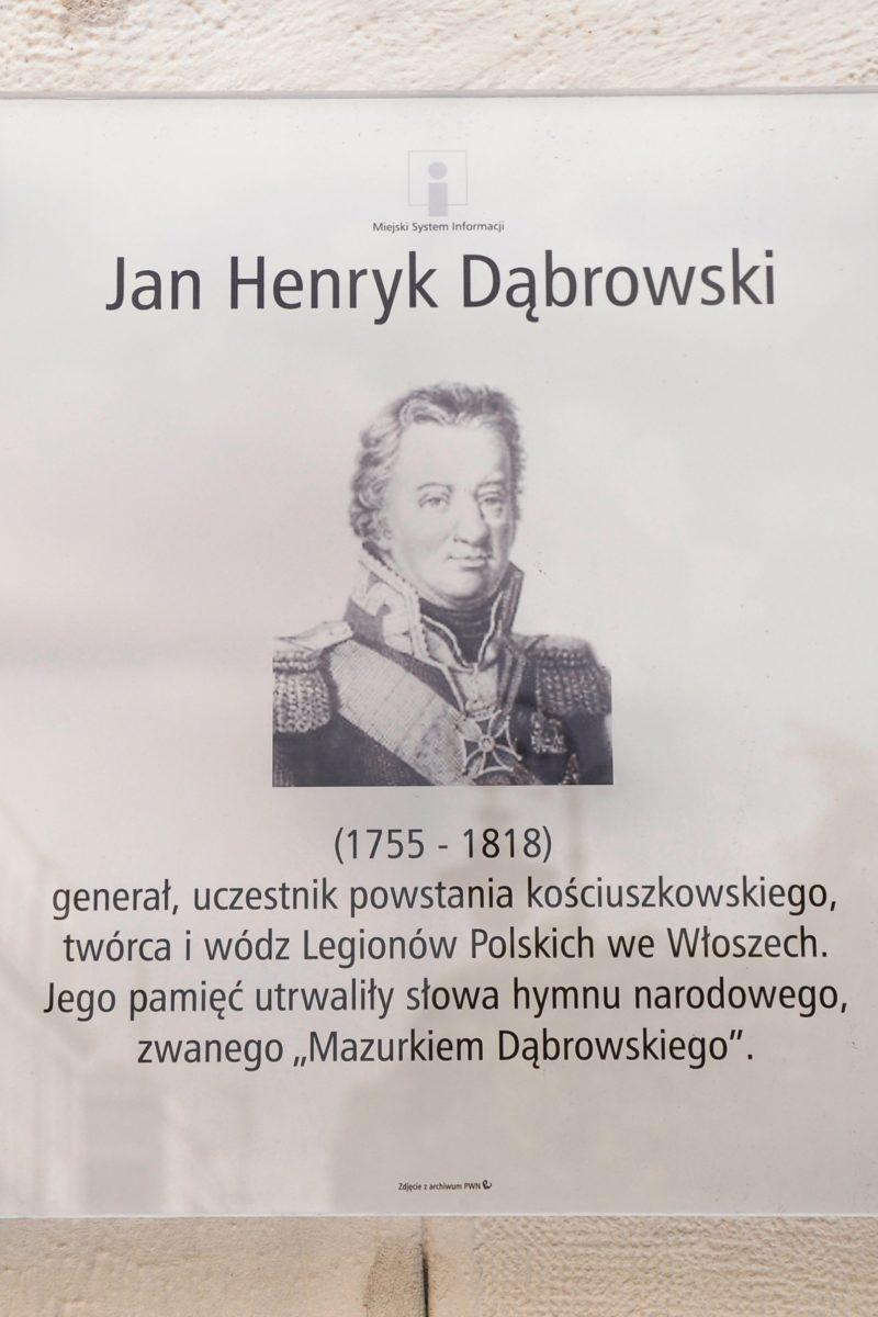 1797: Powstają Legiony Polskie we Włoszech. Gen. Dąbrowski podpisuje umowę z Lombardią