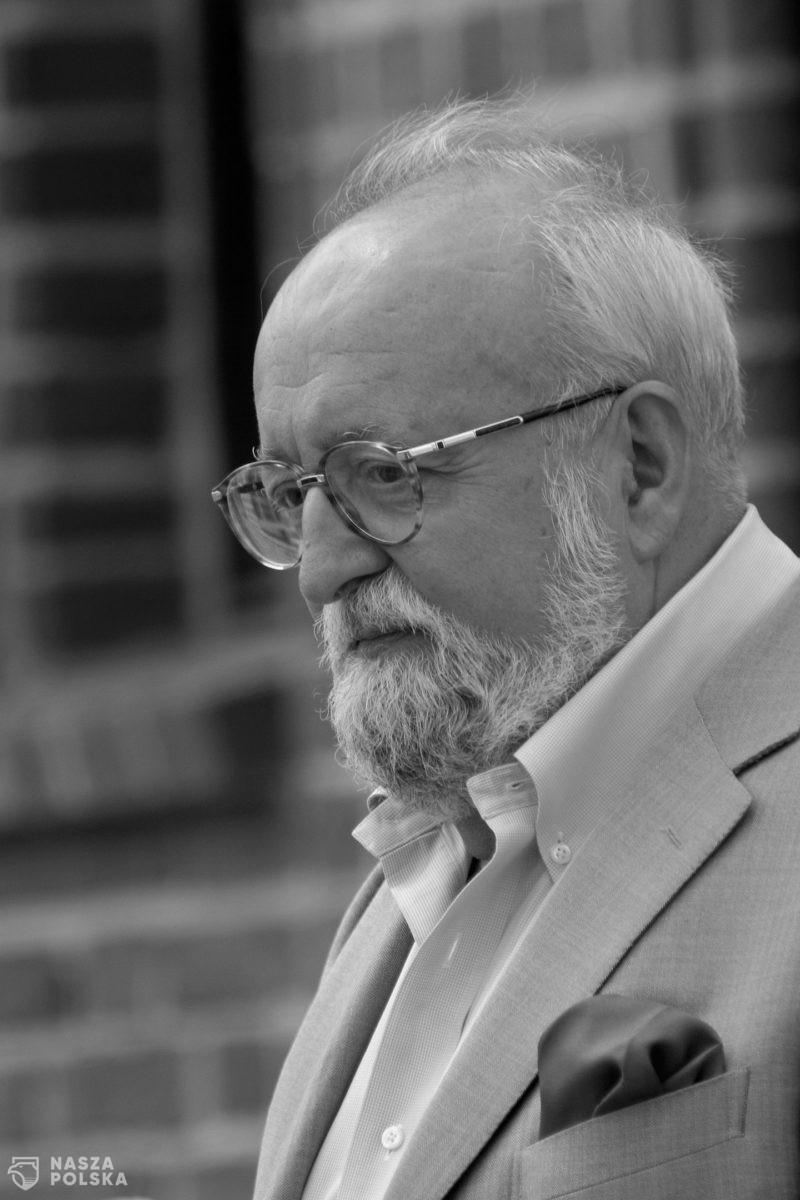 Zmarł Krzysztof Penderecki