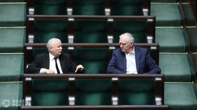 Gowin: zapewne w przyszłym tygodniu lub na początku kolejnego powstanie nowy rząd