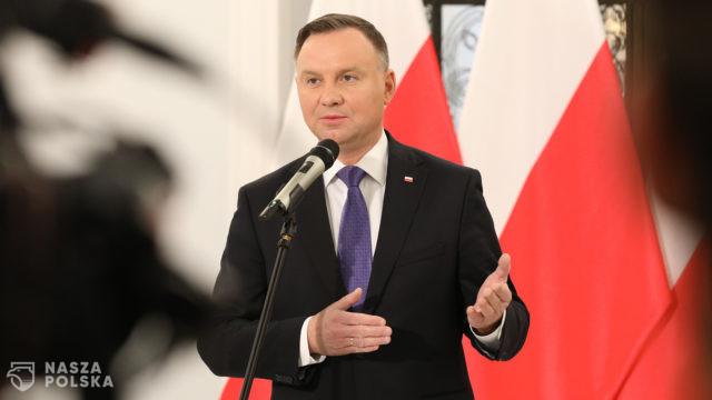 Kampania wyborcza prezydenta Andrzeja Dudy nabiera rozpędu