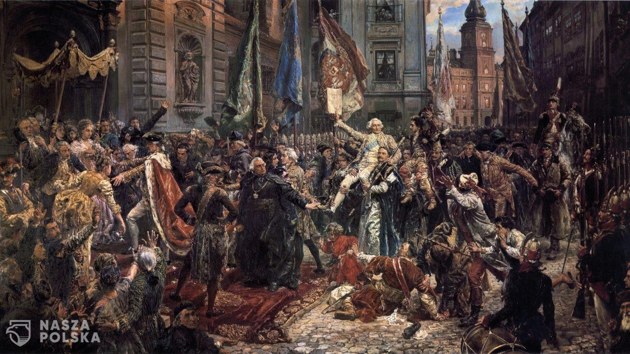 230 lat temu uchwalono Konstytucję 3 maja