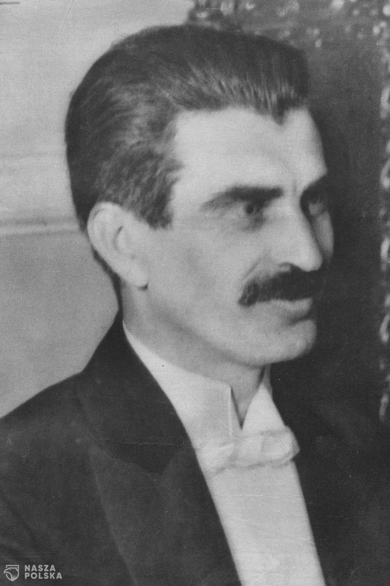 80 lat temu został aresztowany Maciej Rataj