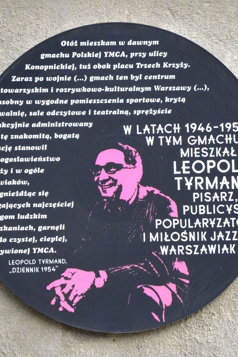 35 lat temu zmarł Leopold Tyrmand