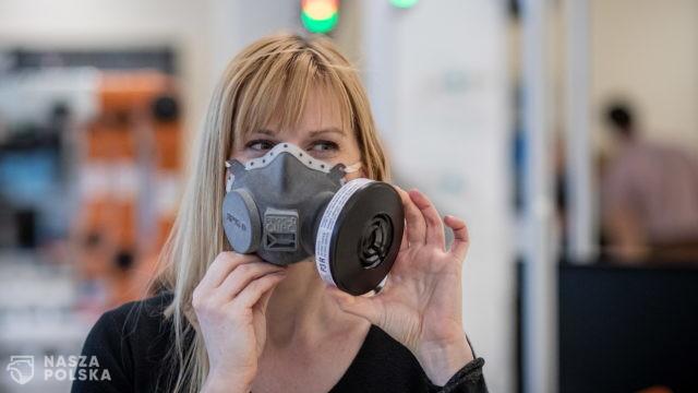 W magazynach Agencji Rezerw Materiałowych jest zapas około 1,5 tys. respiratorów