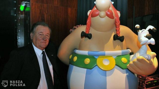 Zmarł Albert Uderzo – twórca komiksów o Asteriksie