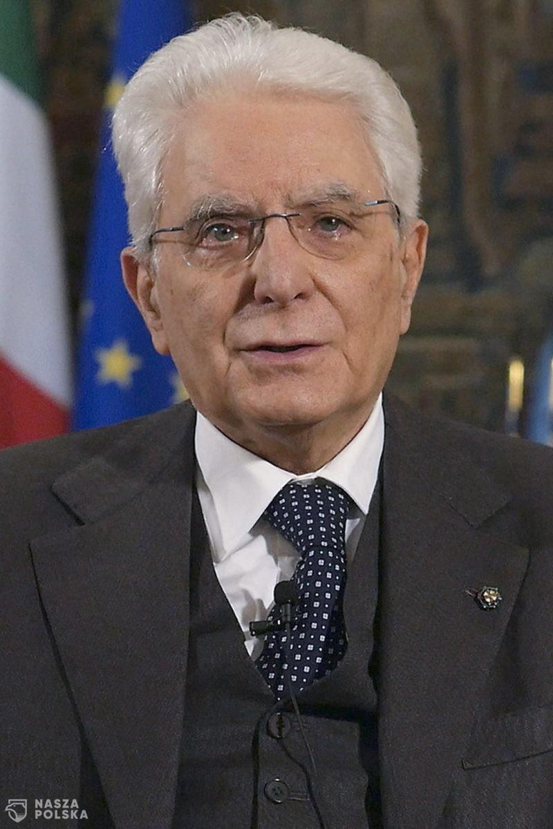 Ludzka strona prezydenta Włoch