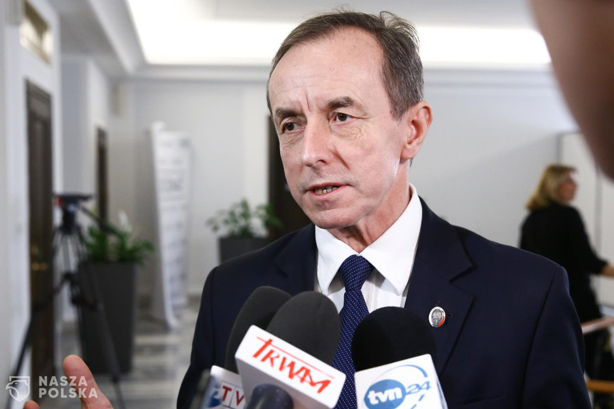Grodzki: rozpatrywanie w parlamencie tzw. ustawy bezkarnościowej to skandal