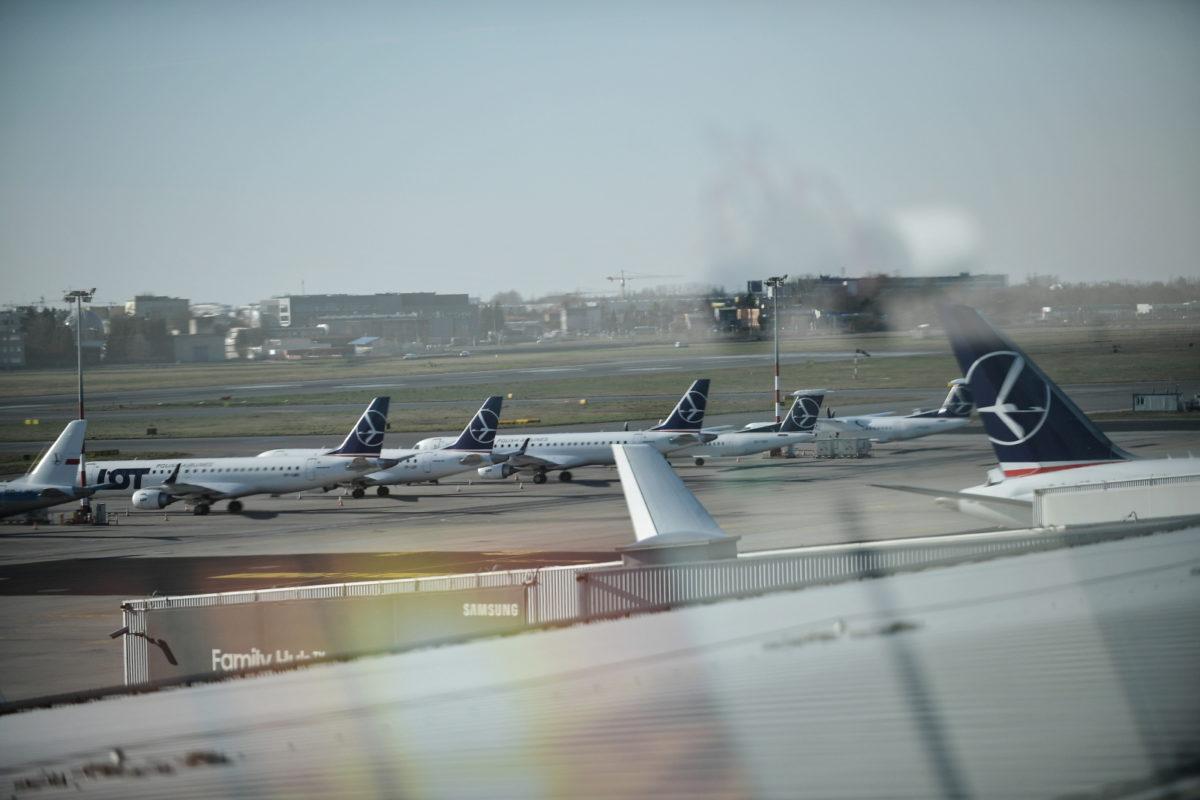 Od środy zakaz lotów międzynarodowych do dziewięciu państw