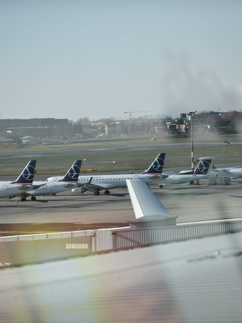 Nowy projekt rozporządzenia o zakazie lotów