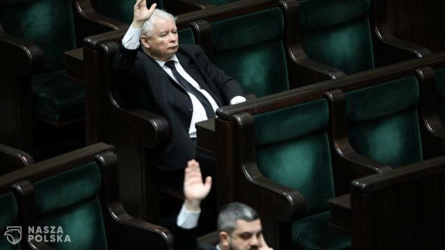 (PILNE!) Sejm zajmie się dzisiaj projektem zmiany konstytucji