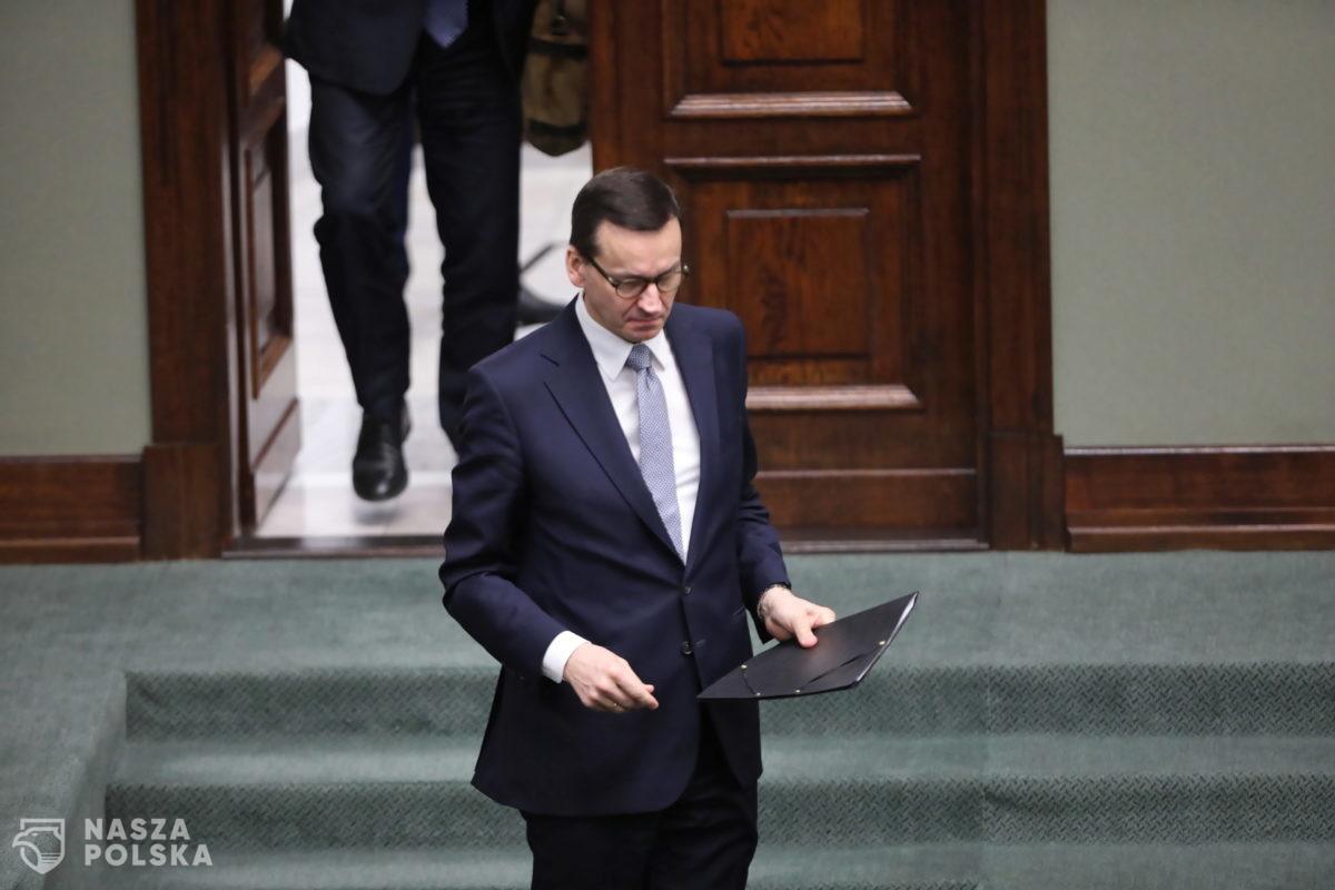 Rząd zajmie się budżetem na 2021 r. oraz strategią zarządzania długiem publicznym do 2024 r.