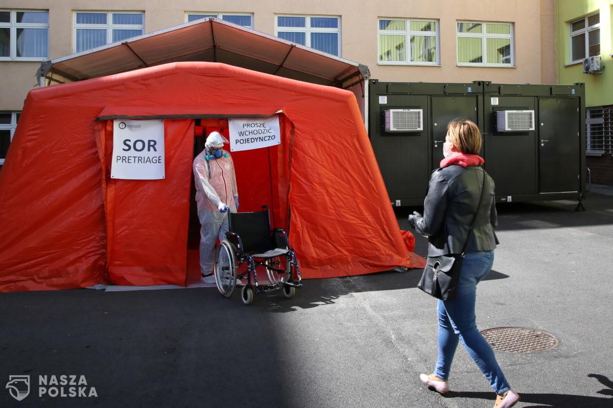 Na Lubelszczyźnie planowane jest utworzenie izolatorium dla osób z koronawirusem
