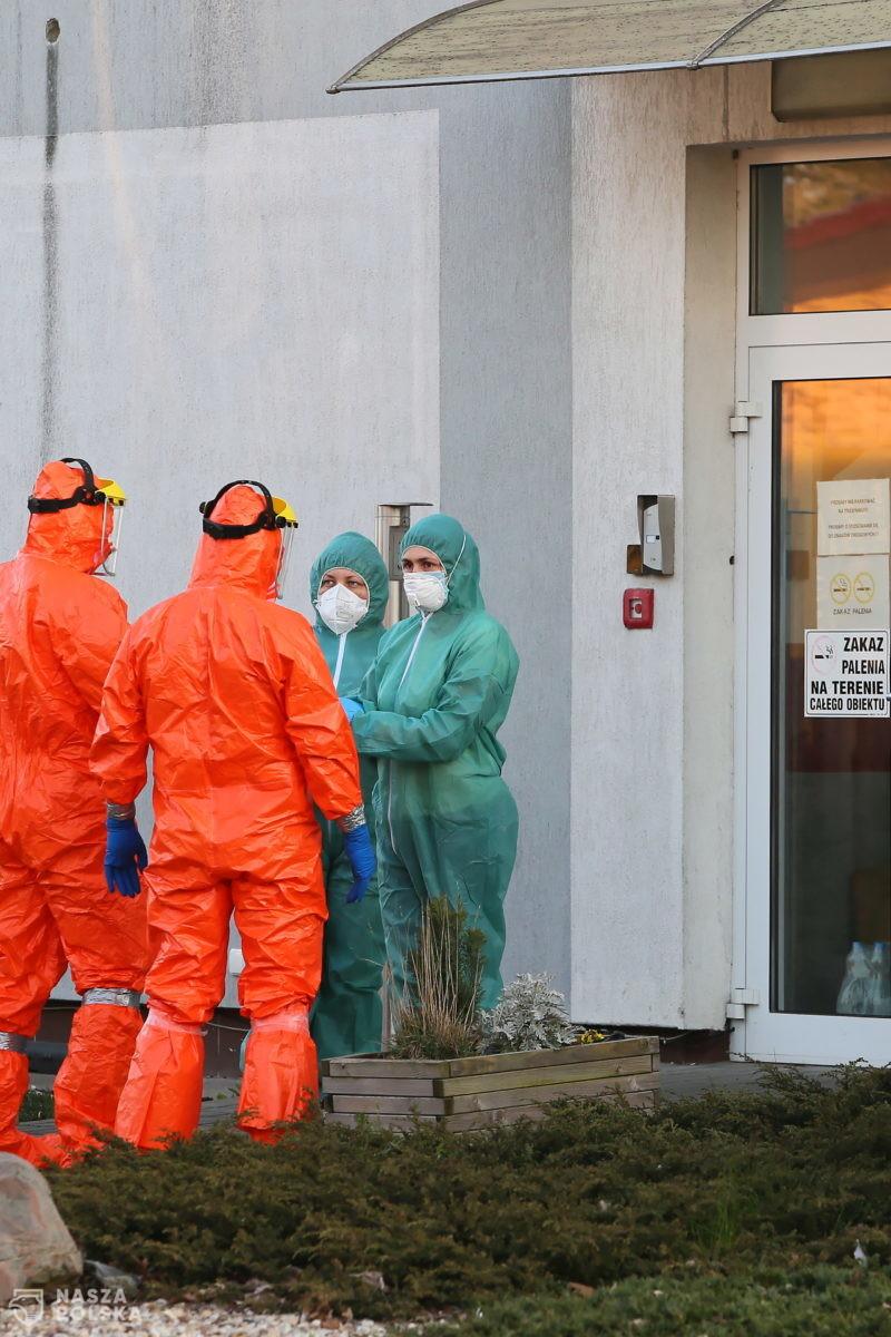 Paweł Grzesiowski: fake-epidemia? Testy są niewiarygodne!