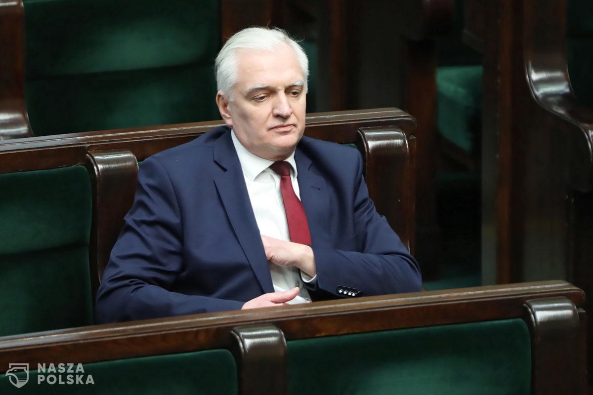 Gowin przekonuje, że możliwy jest kompromis ws. budżetu UE