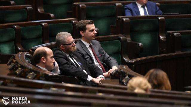Konfederacja wysłała do SN skargę na odrzucenie przez PKW sprawozdania partii