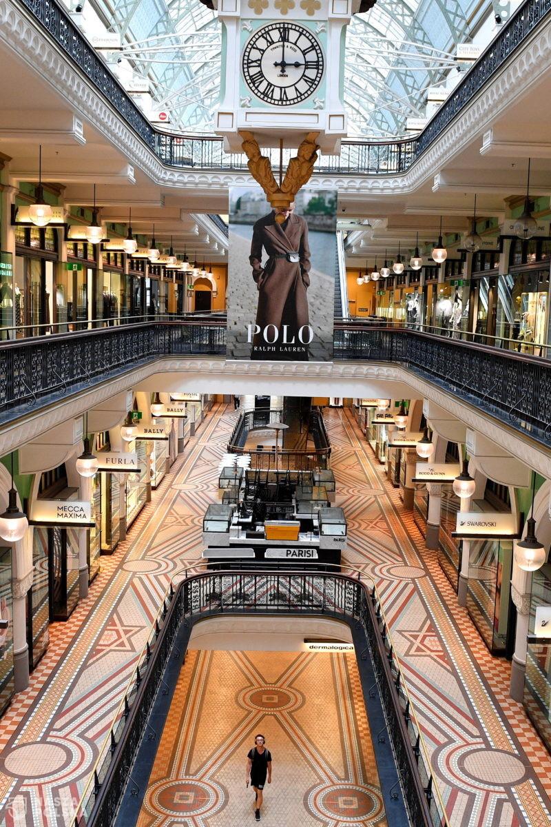 Australia – centrum handlowe