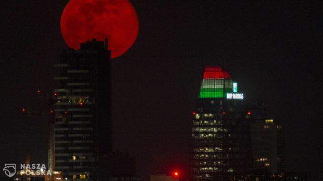 Księżyc – Mediolan