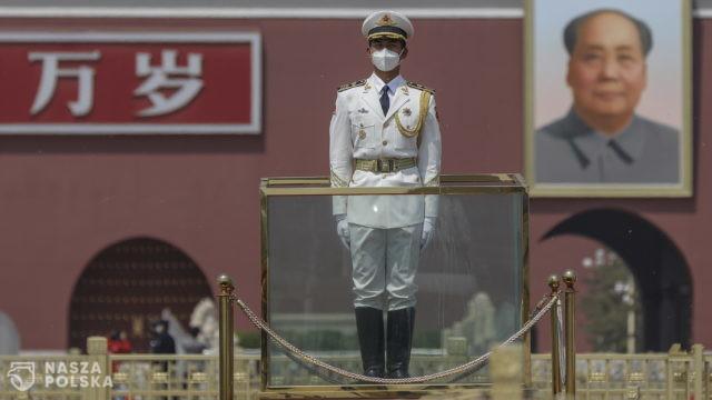 Chińczycy odrzucają oskarżenia o ukrywanie informacji na temat COVID-19