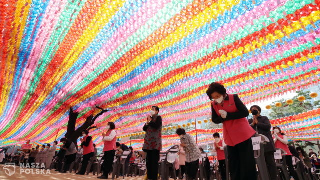 Urodziny Buddy – Korea Płd.
