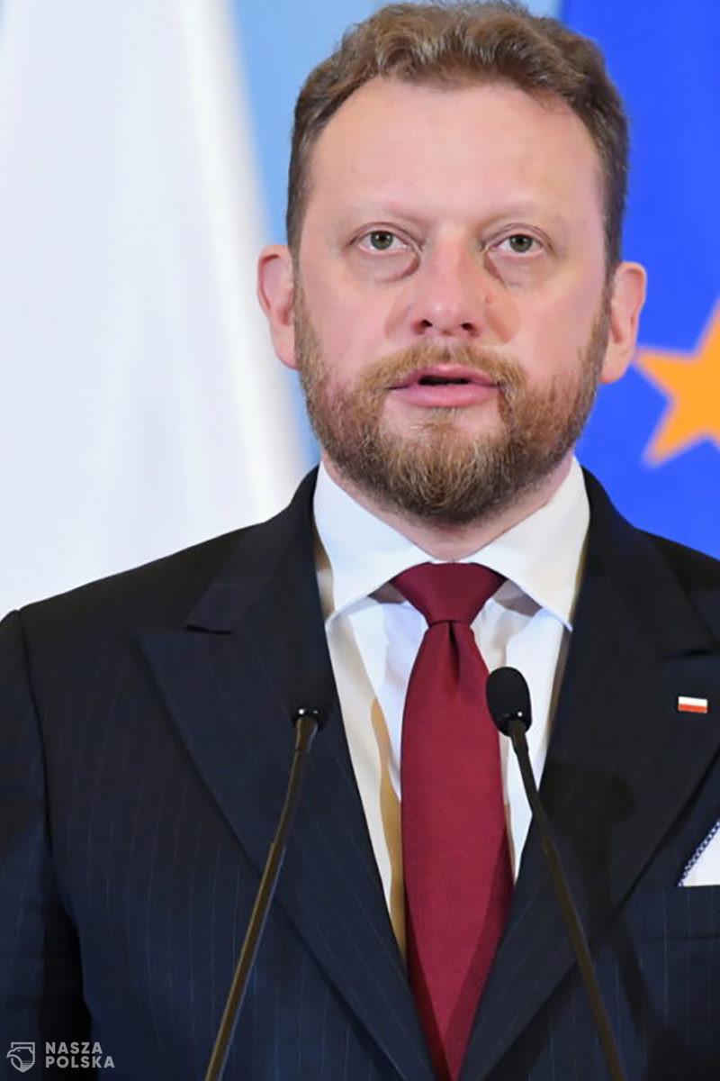 [PILNE!] Wniosek o odwołanie ministra Szumowskiego!
