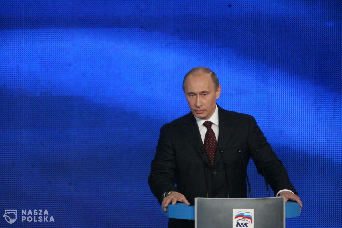 Putin: bezpieczeństwo Rosji nie ucierpi, jeśli układ z USA wygaśnie