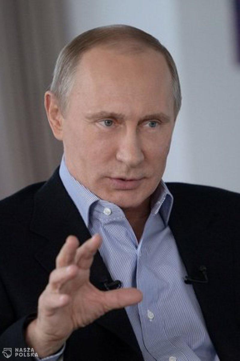 Putin wezwał do przerwania działań wojennych w Górskim Karabachu