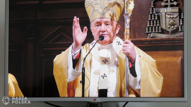 Kardynał Nycz zaapelował o kultywowanie dojrzałej demokracji
