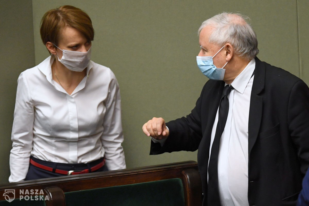 Emilewicz jest przekonana, że Partia Republikańska ustabilizuje obóz Zjednoczonej Prawicy