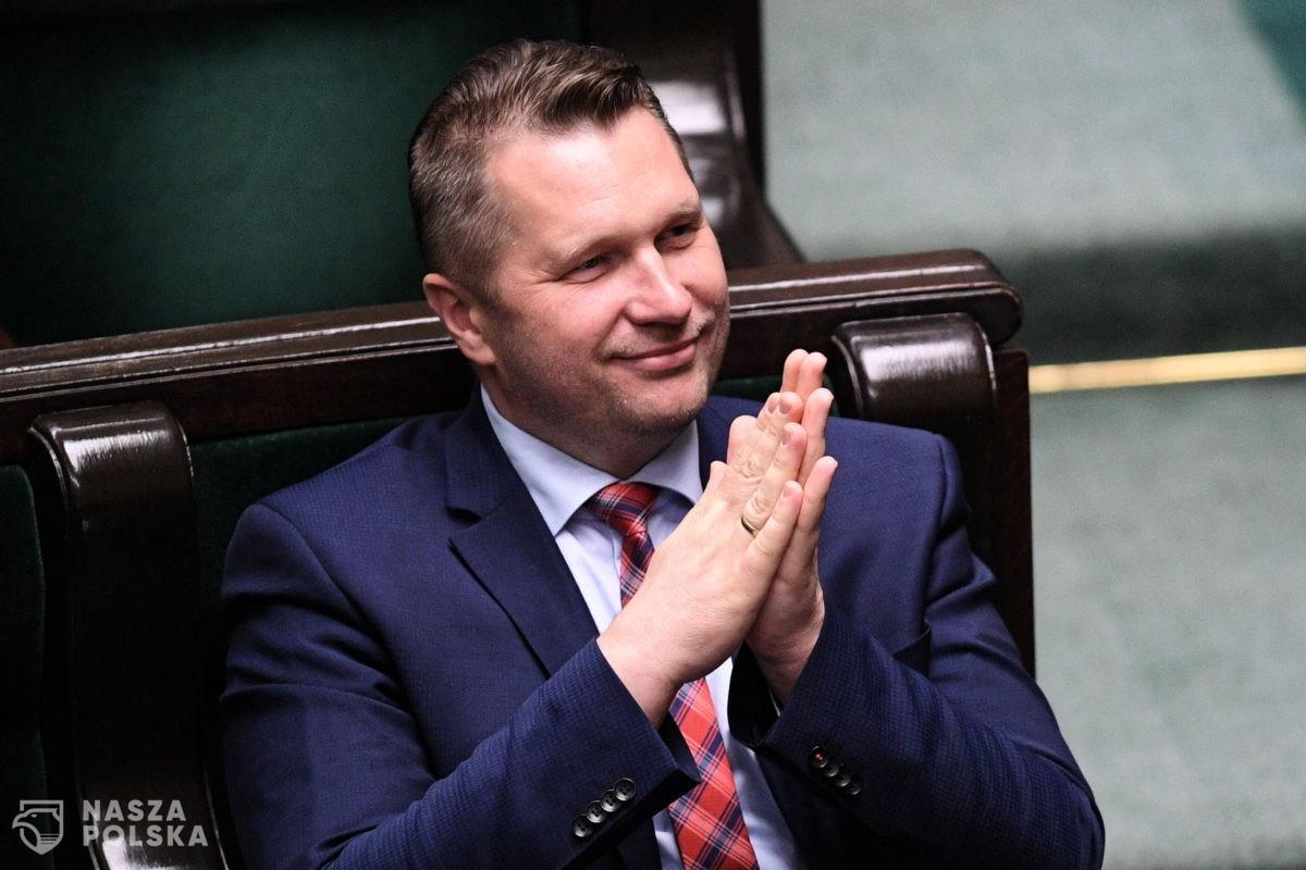 Czarnek nowym ministrem sprawiedliwości?