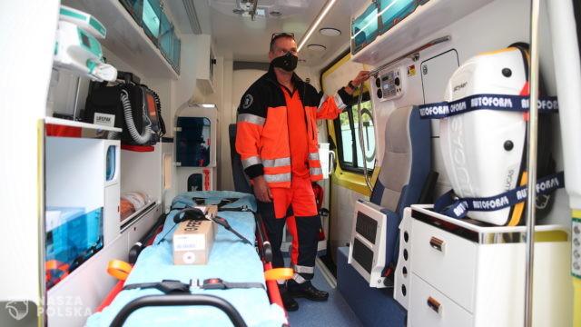 Ratownicy medyczni chcą pilnego spotkania z ministrem zdrowia