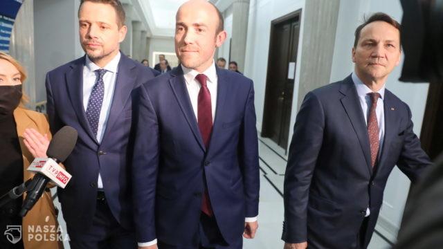 Platforma Obywatelska będzie za skróceniem kadencji Sejmu