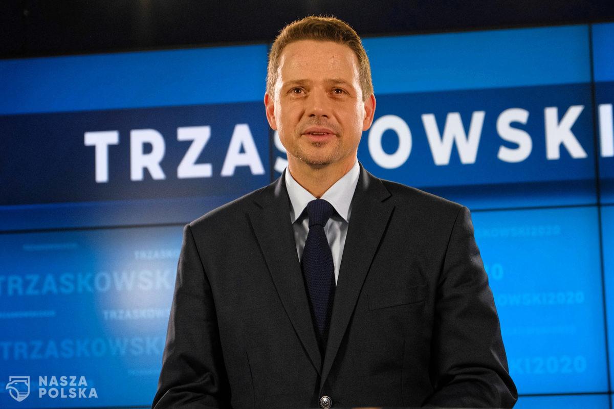 Po słowach Trzaskowskiego w internecie zawrzało