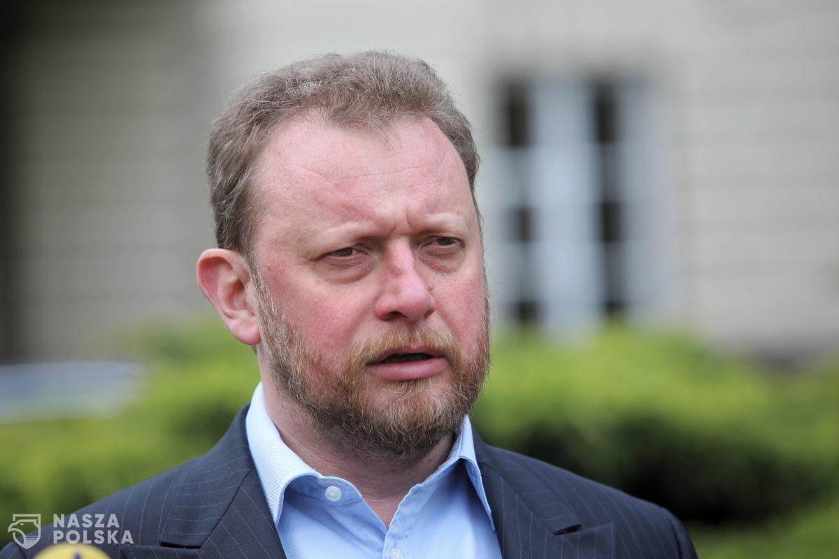 W czwartek w Sejmie wniosek o odwołanie ministra zdrowia
