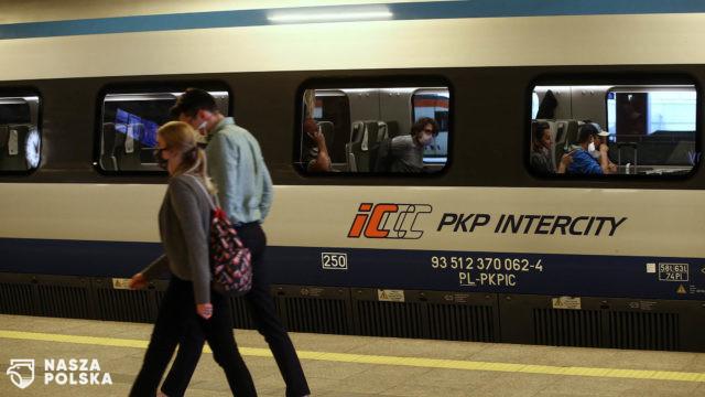 PKP Intercity wprowadza zmiany rozkładu jazdy pociągów