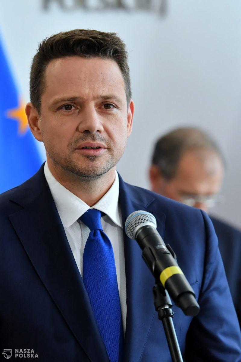 Co ma Rafał Trzaskowski? Pokazał swoje oświadczenie majątkowe