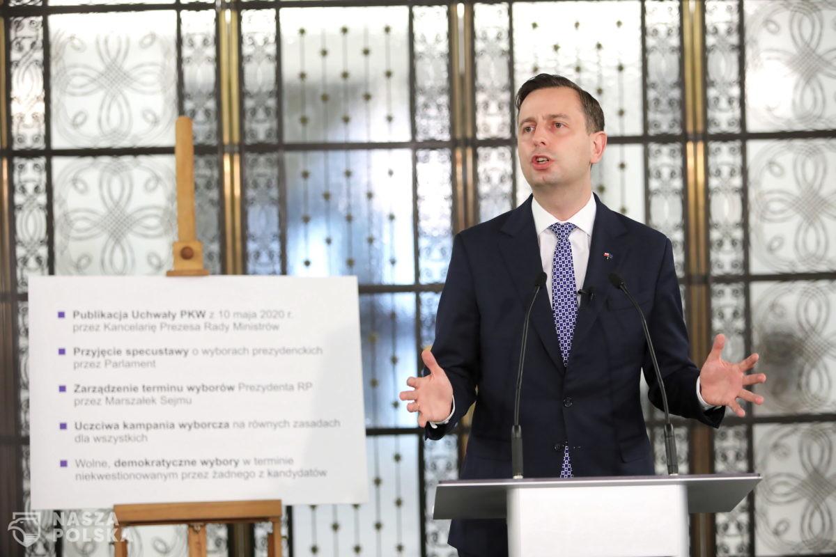 Kosiniak-Kamysz proponuje plan rozwiązania kryzysu wyborczego