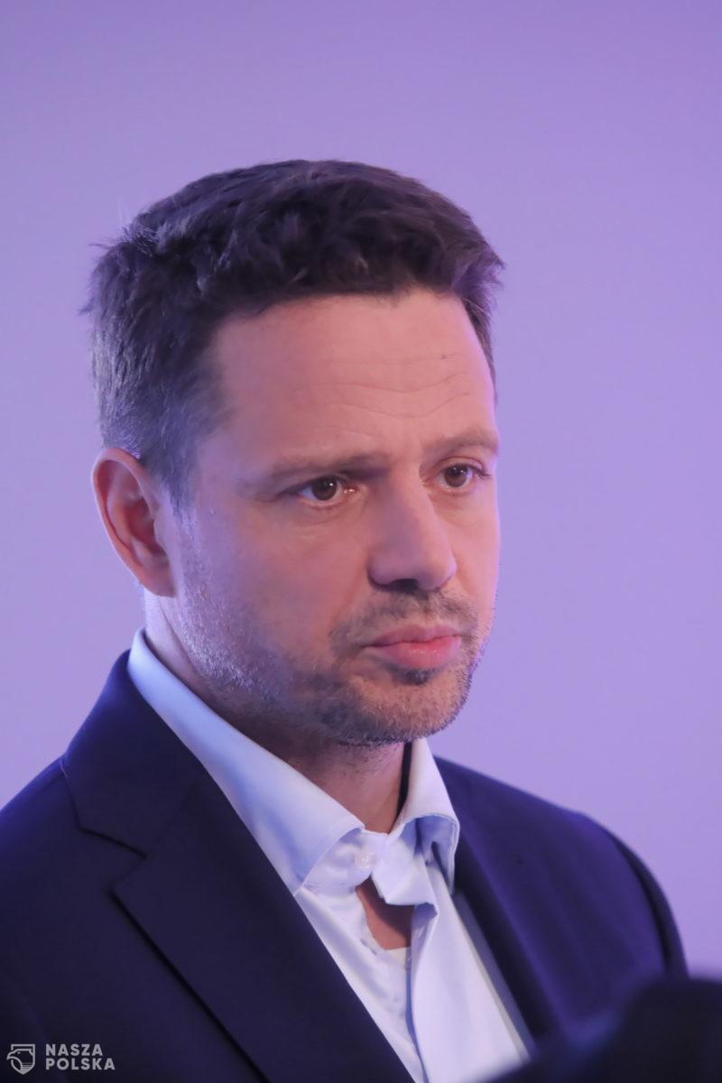 Radni PiS donieśli na Rafała Trzaskowskiego do PKW i prokuratury