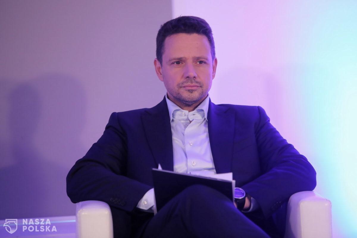 Oficjalnie kampanii nie ma, ale w sobotę Trzaskowski przedstawi pierwsze pomysły programowe