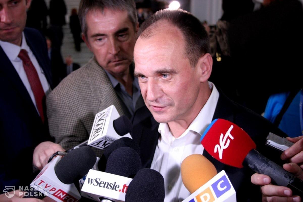 Kukiz: nie ma i nie było mowy o koalicji z PiS