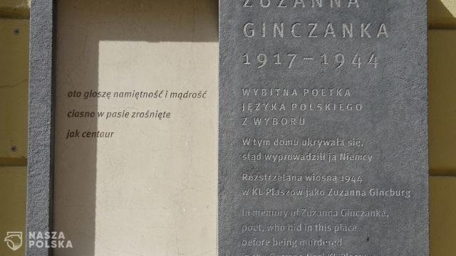 https://naszapolska.pl/wp-content/uploads/2020/05/2389px-UlicaMikołajska26-TablicaUpamiętniającaZuzannęGinczankę-POL_Kraków-640x360.jpg