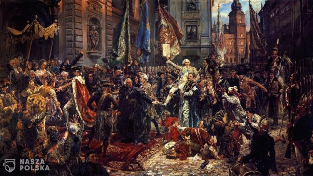 Prof. A. Grześkowiak-Krwawicz: Konstytucja 3 maja w momencie wprowadzenia była znakomitym prawem (WYWIAD)