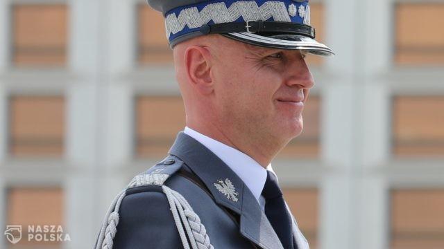 Komendant Główny Policji: dla nas COVID-19 to odpowiedzialność, ale też liczne konsekwencje [WYWIAD]