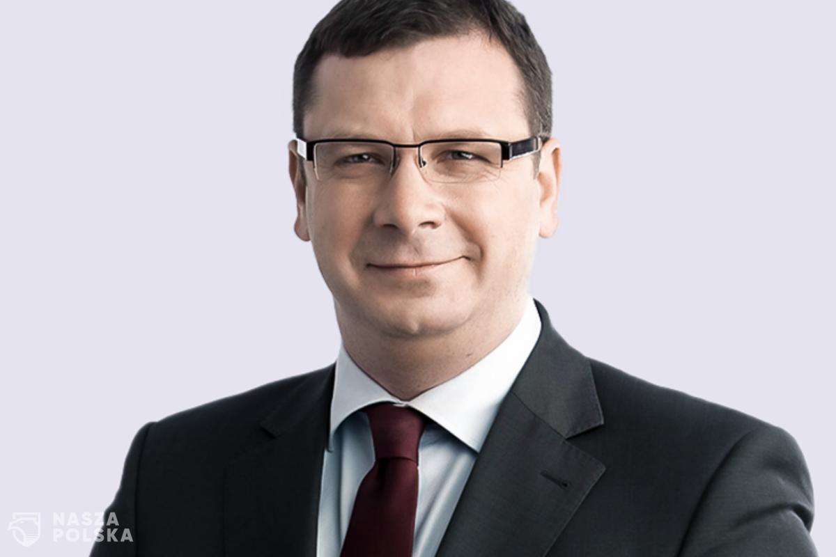 Wójcik: przez 5 lat byliśmy lojalnym partnerem; dymisja Zbigniewa Ziobry to prezent dla PO