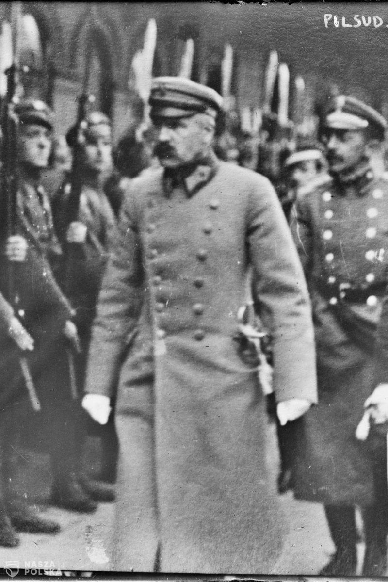 85 lat temu zmarł marszałek Józef Piłsudski