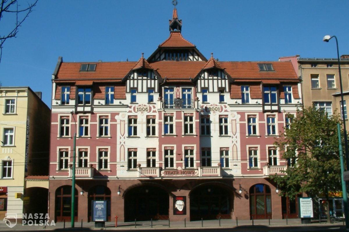 Teatr Nowy w Poznaniu zagra na żywo, ale w sieci