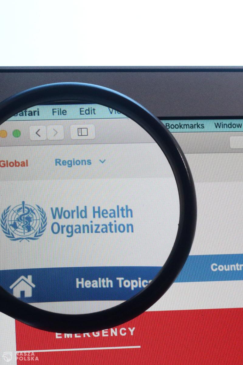 WHO tworzy fundację, aby zwiększyć finansowanie walki z koronawirusem