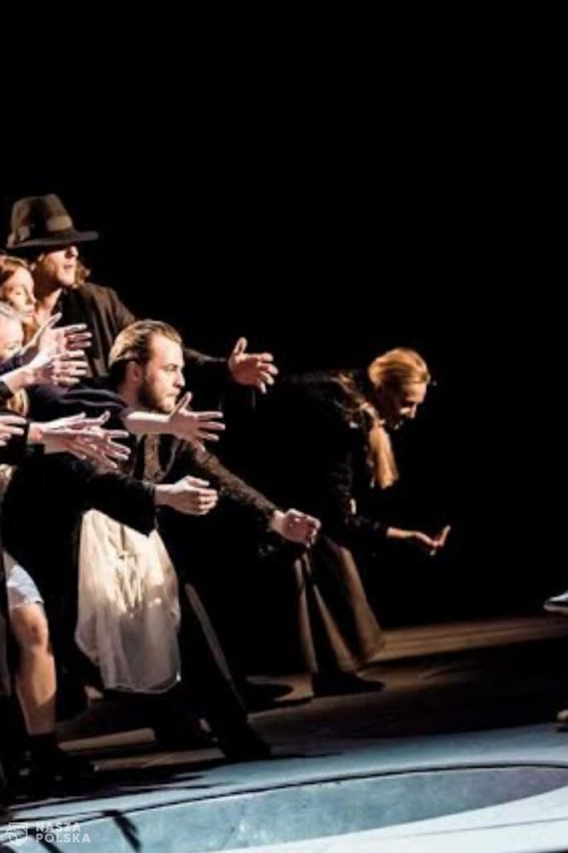 """""""Dziady"""" online w reżyserii E. Nekrosiusa w środę na kanale YT Teatru Narodowego"""