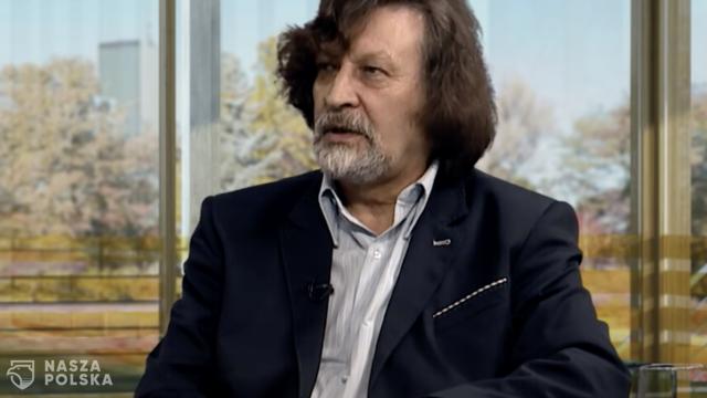 Jan Maria Tomaszewski: kultura w tej chwili jest najistotniejsza [WYWIAD]