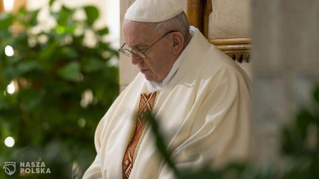 Papież apeluje o międzynarodową współpracę i wspólne poszukiwania szczepionki