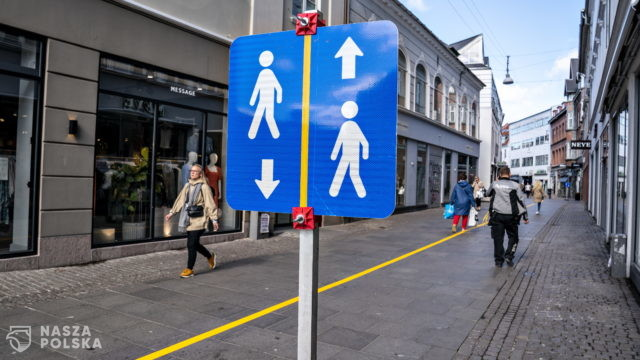 Holandia/ Premier: znosimy obowiązek zachowywania 1,5 metra dystansu